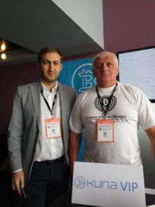 Сергей Панченко и Михаил Чобанян