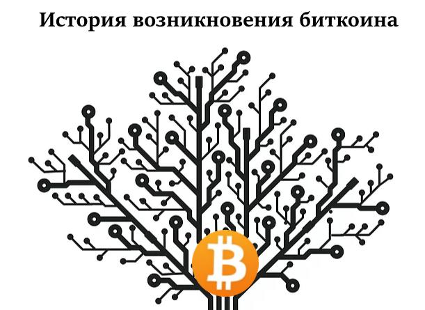 История биткоина. Его возникновение и развитие.